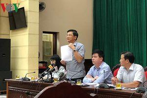 Hà Nội: Chương trình 'Sữa học đường' là không bắt buộc