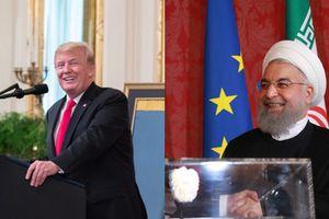 Tổng thống Trump bất ngờ hết lời khen người đồng cấp Iran