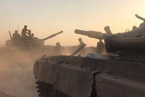 Tạm hoãn 'tấn công toàn diện' ở Idlib, quân Syria chuyển hướng chiến lược