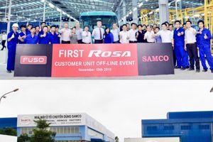 Điều gì đang xảy ra với Nhà máy ô tô thương mại SCV của SAMCO?
