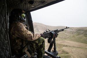 Các thủ lĩnh IS được trực thăng Mỹ cứu thoát khỏi tử địa Deir Ezzor?