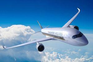 Singapore Airlines nhận siêu máy bay, chuẩn bị dịch vụ bay không dừng