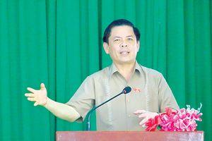 Bộ trưởng GTVT: Đầu tư giao thông sẽ giúp Sóc Trăng thành tỉnh giàu