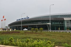 Nâng công suất sân bay Thọ Xuân lên 5 triệu khách/năm