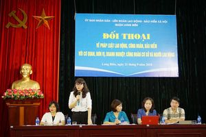 Thực thi chính sách BHXH: Tăng cường đối thoại, kịp thời tháo gỡ vướng mắc