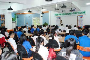 Nhiều mô hình khởi nghiệp hiệu quả trong sinh viên ĐH Trà Vinh
