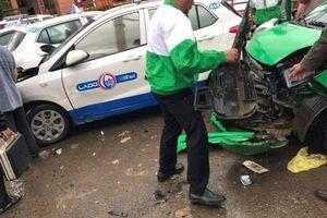 Lâm Đồng: Đối tượng nghiện ma túy lái xe gây tai nạn liên hoàn