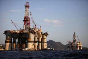 Giá dầu Brent lại chạm mức cao nhất trong 4 năm