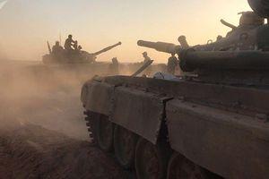 Chiến sự Syria: Quân chính phủ điều động lực lượng từ Idlib về chiến trường Al-Safa