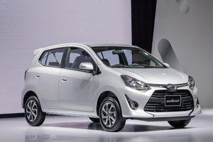 Toyota Wigo đủ sức cạnh tranh với Hyundai Grand i10?