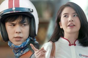 Gọi xe ôm, nàng Dao 'Tuổi nổi loạn' bất ngờ gặp lại Win - chàng 'rich kid' đẹp trai ngày nào
