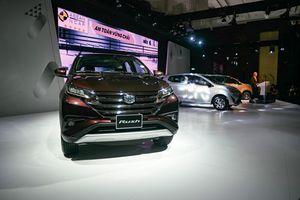 Toyota đồng loạt bán ra Wigo, Avanza và Rush với giá từ 345 triệu đồng