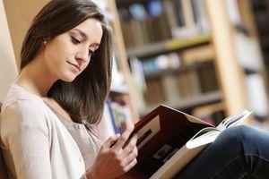 Đọc sách là bài tập giúp não khỏe hơn