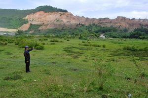 Đà Nẵng: Ruộng bỏ hoang, nước ô nhiễm do khai thác đất, đá