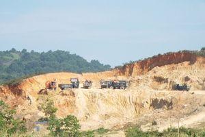Hương Sơn - Hà Tĩnh: Lợi dụng xây dựng nông thôn mới để khai thác đất trái phép?