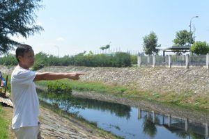 Đà Nẵng: 'Sống mòn' bên dòng kênh ô nhiễm