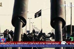 IS âm mưu thiết lập thành trì ở Trung Á
