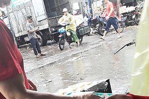 Thâm nhập băng nhóm bảo kê ở chợ Long Biên