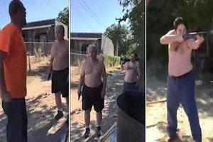 Mỹ: Hai cha con cầm súng bắn xối xả hàng xóm chỉ vì vứt rác bừa bãi