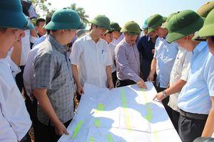 Thanh Hóa Tháo gỡ khó khăn về công tác GPMB tại Khu KT Nghi Sơn