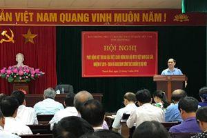 Phát động đợt thi đua đặc biệt chào mừng Đại hội MTTQ Việt Nam các cấp, nhiệm kì 2019-2024