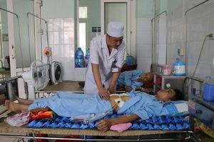Bệnh viện Đa khoa tỉnh cứu sống bệnh nhân bị đạn bắn rách tĩnh mạch thận