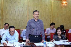 Bộ Kế hoạch và Đầu tư làm việc với Ủy ban Kinh tế của Quốc hội