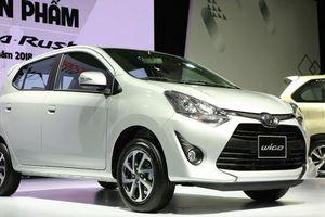 Toyota Việt Nam trình làng mẫu xe cỡ nhỏ Wigo, giá từ 345 triệu đồng