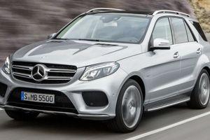 Mercedes-Benz GLE và BMW X5 - cuộc chiến công bằng trong phân khúc SUV cao cấp cỡ lớn
