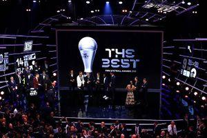 Ronaldo khiến Messi 'buồn lòng' ở giải The Best