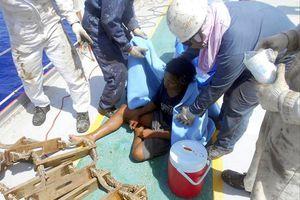 Chàng trai Indonesia sống sót sau 49 ngày trôi dạt trên Thái Bình Dương