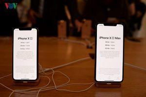 iPhone XS Max đang bán chạy hơn iPhone XS