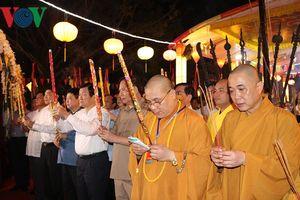 Lễ tưởng niệm 718 năm ngày mất Hưng Đạo Vương Trần Quốc Tuấn