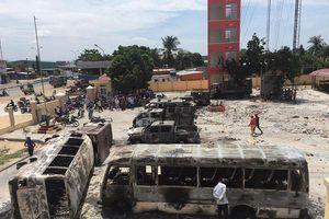 Ngày mai, xét xử 15 kẻ xuống đường gây rối ở Bình Thuận