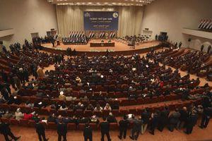 Iraq ấn định ngày bầu cử Tổng thống