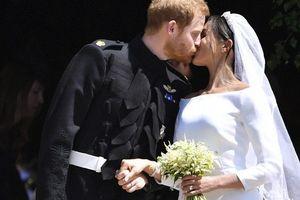 Bí mật chưa từng tiết lộ về chiếc váy cưới của Công nương Anh Meghan