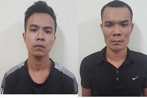 Bắt giữ 2 đối tượng chuyên trộm cắp tài sản ở bệnh viện
