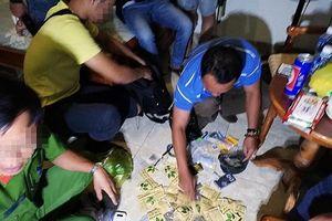 Trùm cung cấp thuốc lắc, ma túy đá lớn nhất Phan Thiết bị bắt