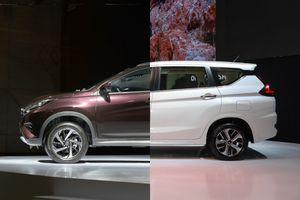 So sánh Toyota Rush và Mitsubishi Xpander - cặp đối thủ mới tại VN