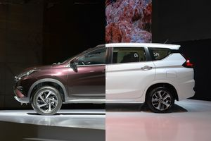So sánh Toyota Rush và Mitsubishi Xpander: Cặp đối thủ mới tại VN
