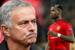 Ronaldo, Pogba và những ngôi sao từng bất đồng với Mourinho