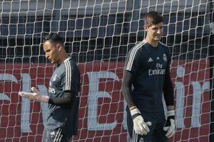 Hai thủ môn hay nhất thế giới làm khó Real Madrid