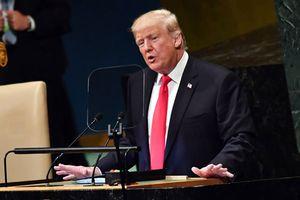 Ông Trump ca ngợi Tổng thống Iran nhưng từ chối gặp mặt tại Liên Hợp quốc