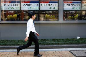 Chứng khoán châu Á thận trọng chờ đợi quyết định về lãi suất của FED