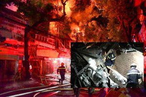 Hà Nội: Khởi tố hình sự vụ cháy khiến 2 người chết ở phố Đê La Thành