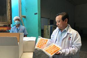 Việt Nam lần đầu tiên XK trứng vịt muối sang Úc
