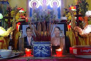 Vụ hai vợ chồng chết cháy ở gần Viện nhi: Giọt nước mắt xé tim can của cậu bé mồ côi