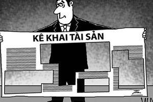 Trà Vinh: Hàng loạt cán bộ kê khai tài sản sai quy định