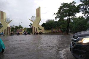 Hà Nội: Điểm mặt những điểm ngập sâu trong trận mưa lớn hôm nay