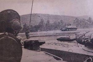 Ảnh hiếm pháo tự hành ASU-85 Việt Nam thời điểm 1979